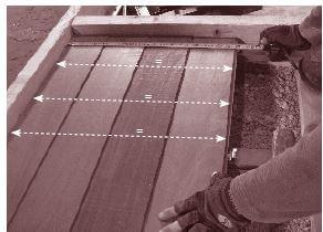 Listone teak negozio online - Stuccare fughe pavimento esterno ...