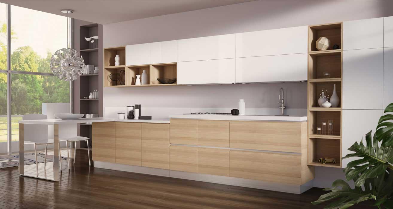 Ante cucina legno grezzo - Ante cucina fai da te ...