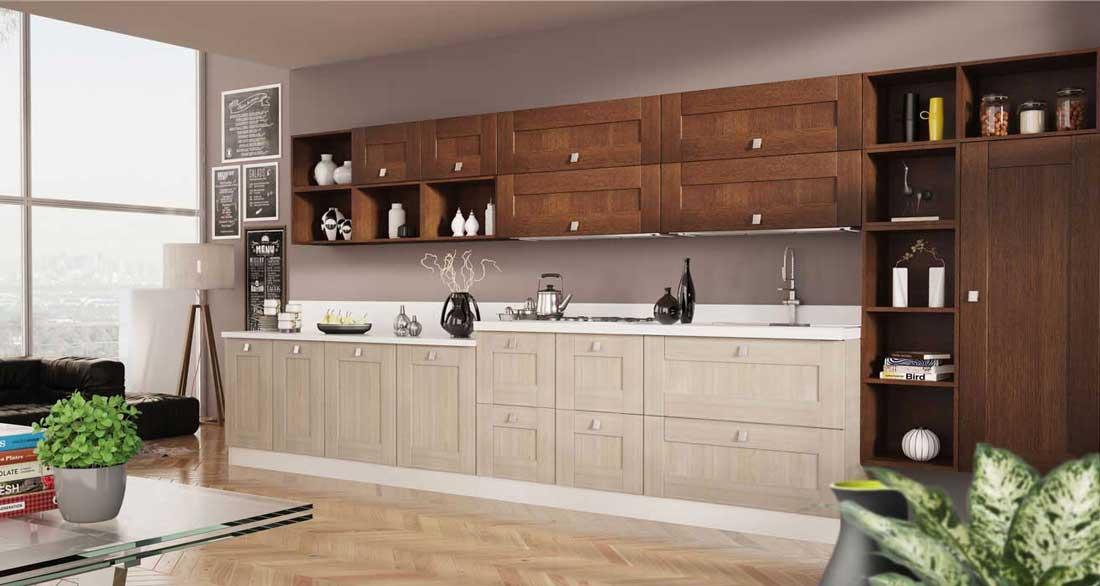 Colorare Ante Cucina. Excellent Dipingere Ante Cucina In Legno Come ...
