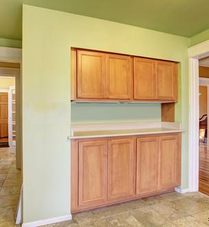 Antine standard e su misura for Antine in legno grezzo per cucina