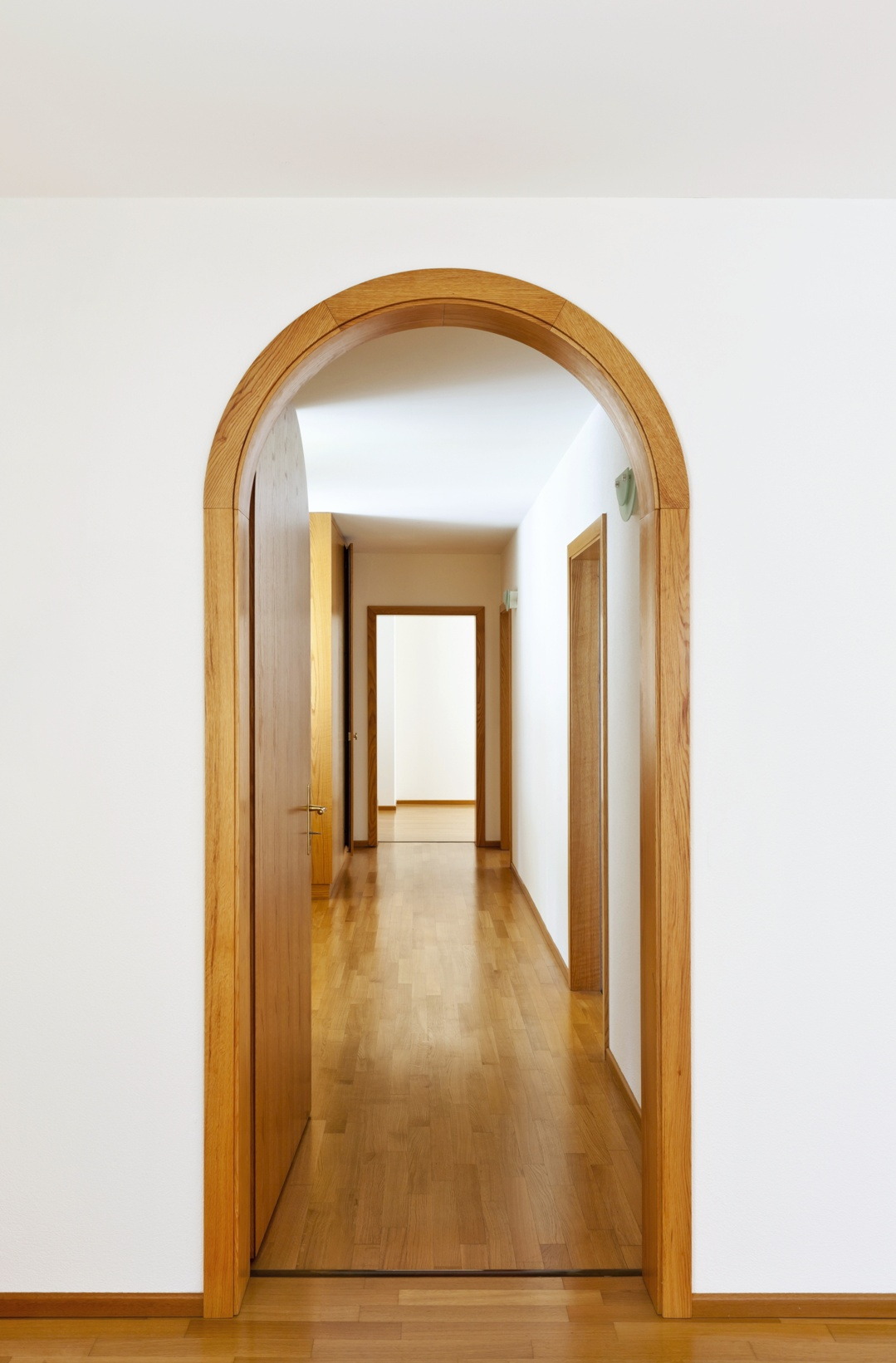 Arco completo in legno negozio online for Ad interni