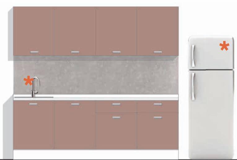 Moduli per cucine componibili cucina componibile moderna - Strutture per cucine componibili ...