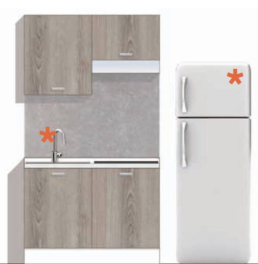 Elementi Per Cucine Componibili. Fabulous Beautiful Mobili Per Cucina Componibile Images ...