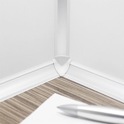 Alzatina moderna Compact Lin per top da cucina