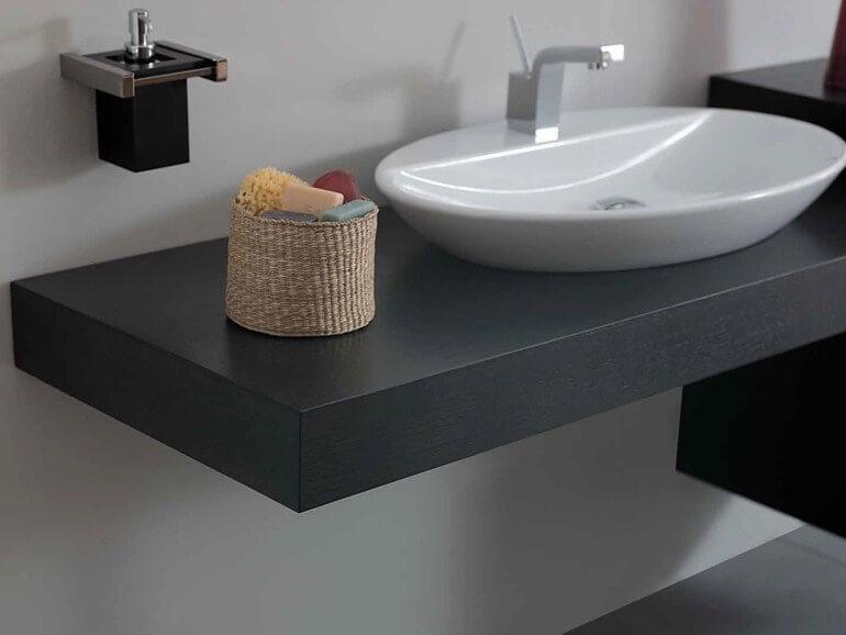 Top per bagni cucine e mobili - Lavelli da appoggio per bagno ...