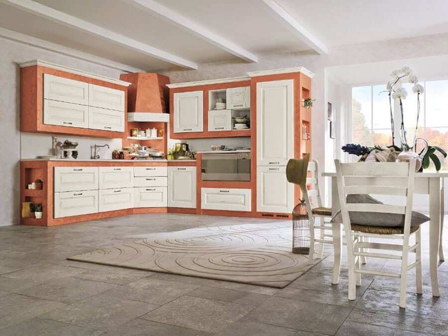 Strutture per cucine in muratura - Strutture per cucine componibili ...