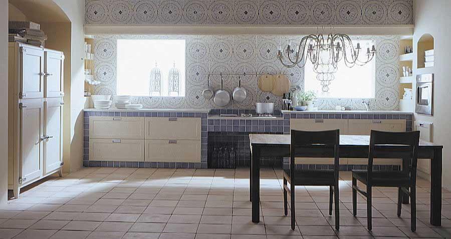 Base per cucine in muratura su misura - Aurora cucine prezzi ...