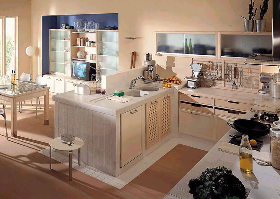 Awesome Cucine In Muratura Pictures - Design & Ideas 2017 - candp.us