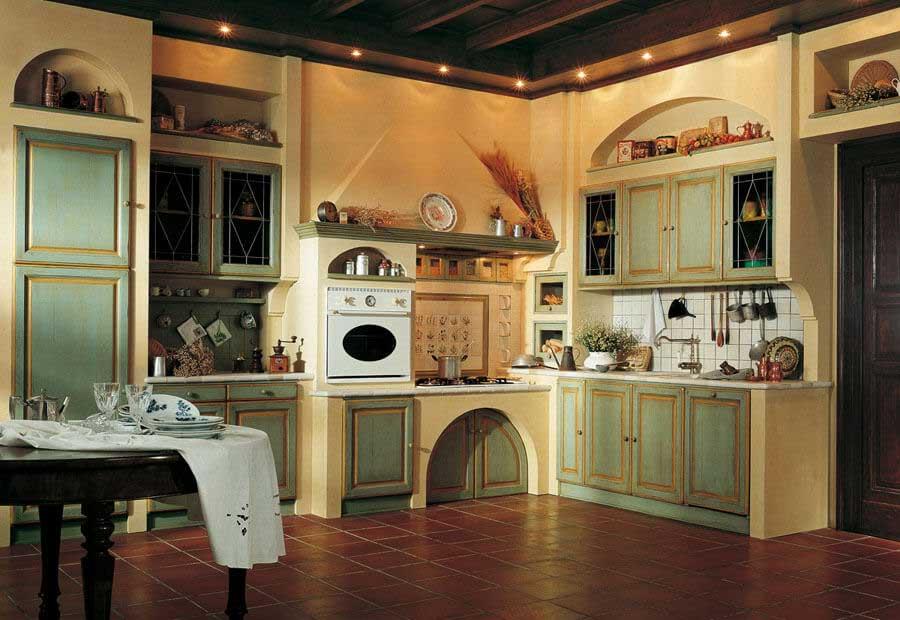 Strutture per cucine in muratura - Accessori per cucine in muratura ...
