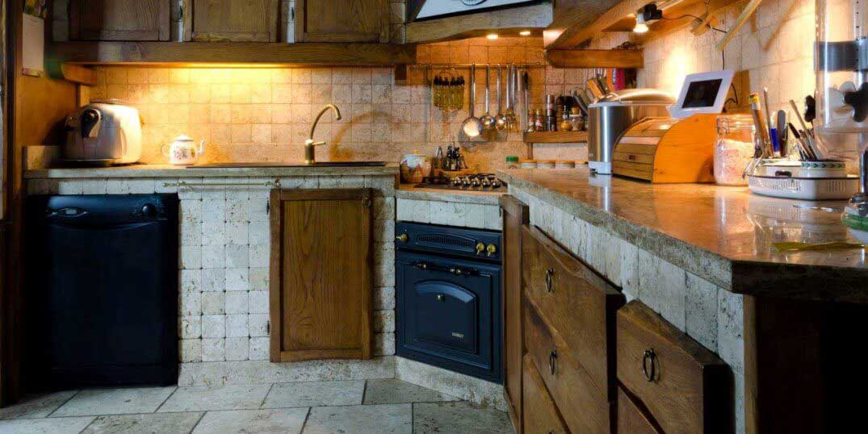 Mobili per cucine in muratura bs16 regardsdefemmes - Strutture per cucine componibili ...