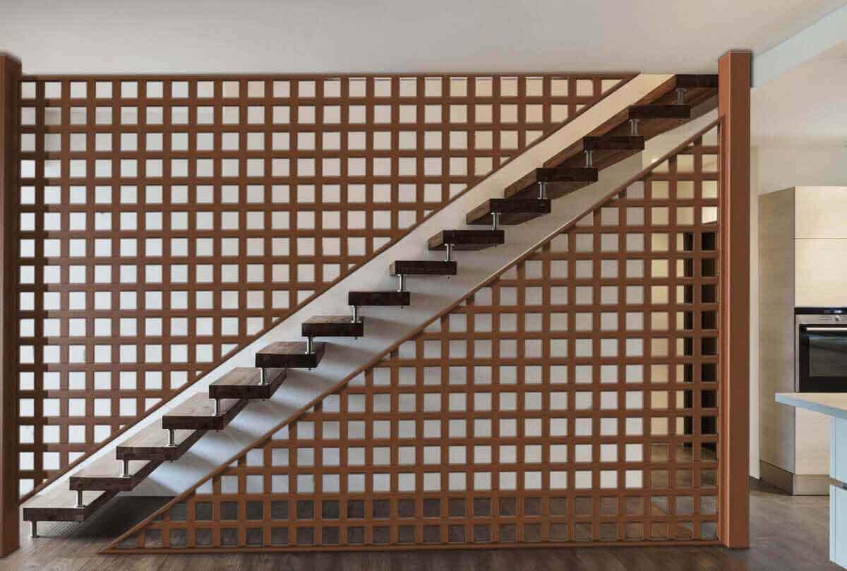 Grigliati in legno per interni su misura - Copritermosifoni in legno fai da te ...