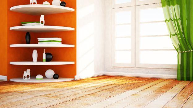 Mensole in legno laminate e laccate su misura for Mensole laccate su misura