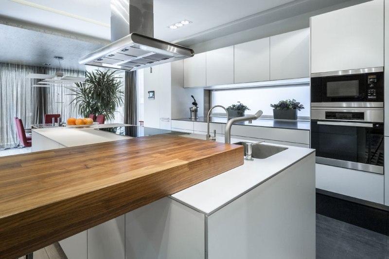 Cucine In Legno Fai Da Te ~ La Scelta Giusta Per il Design Domestico