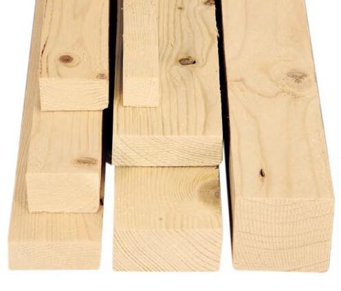 Tavola grezza in legno di abete segato - Vendita tavole di legno ...