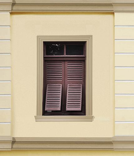 Cornici per porte e finestre negozio online - Cornici per finestre ...