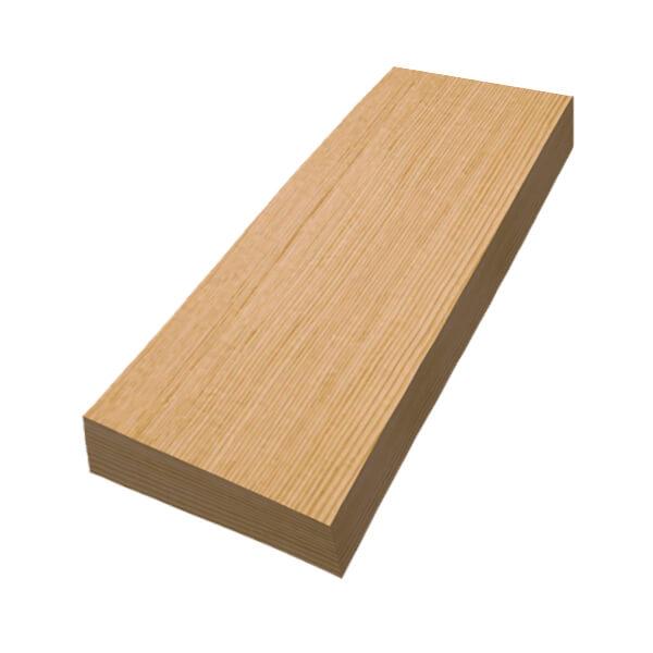 Tavole in douglas massello piallate e refilate - Tavole in legno massello ...