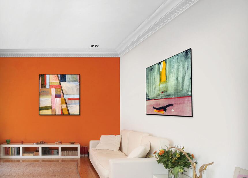 Cornici pareti e soffitti effetto gesso extrastyl negozio online - Ikea ordini on line ...