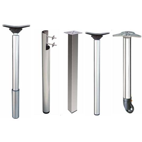gambe per tavoli in metallo negozio online mybricoshop.com