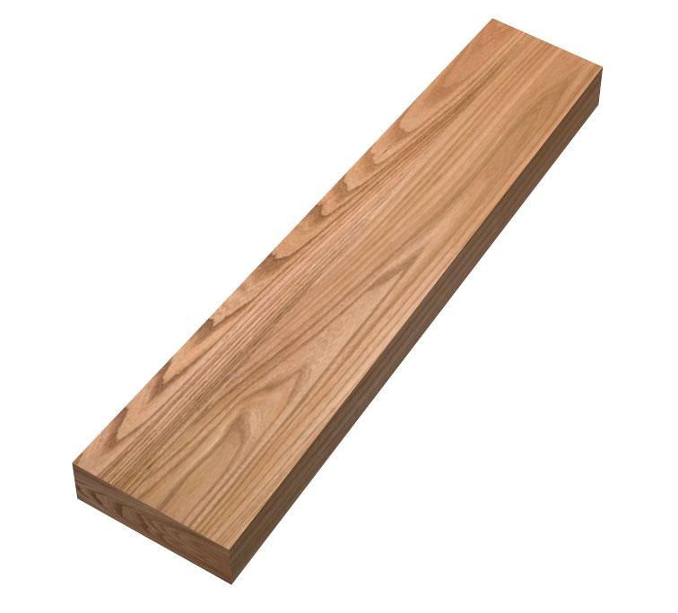 Tavole in olmo massello piallate e refilate - Tavole legno massello piallate ...