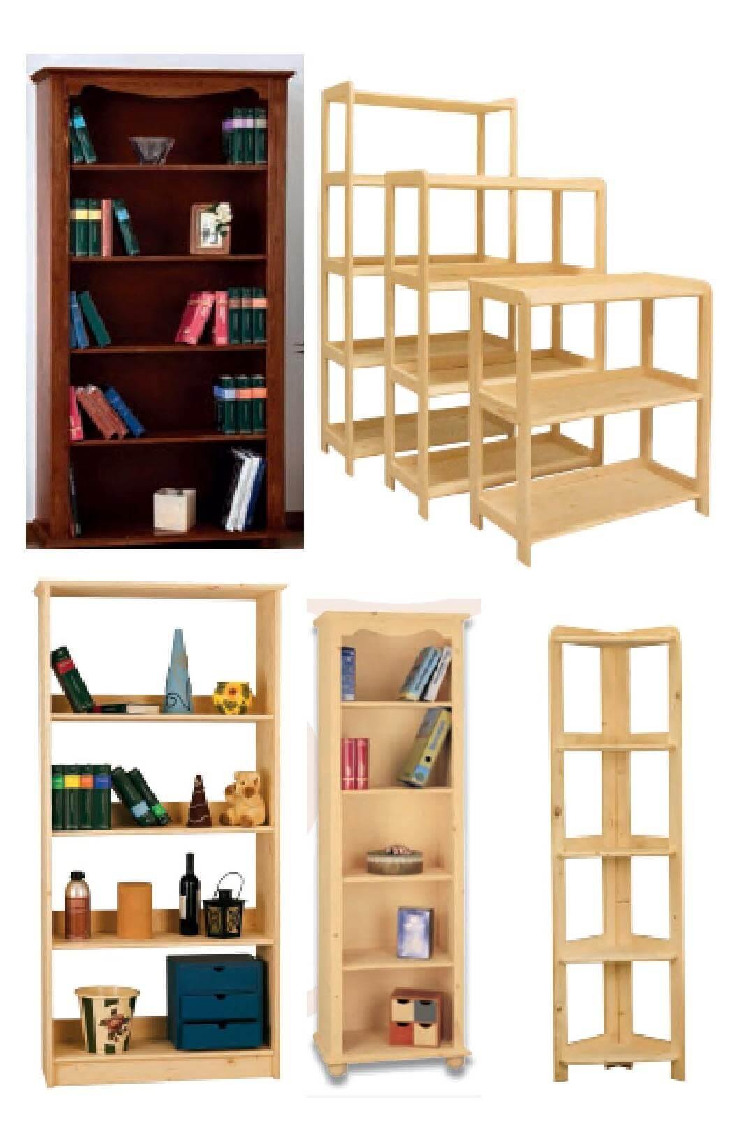 scaffali e librerie libreria componibile 1 modulo