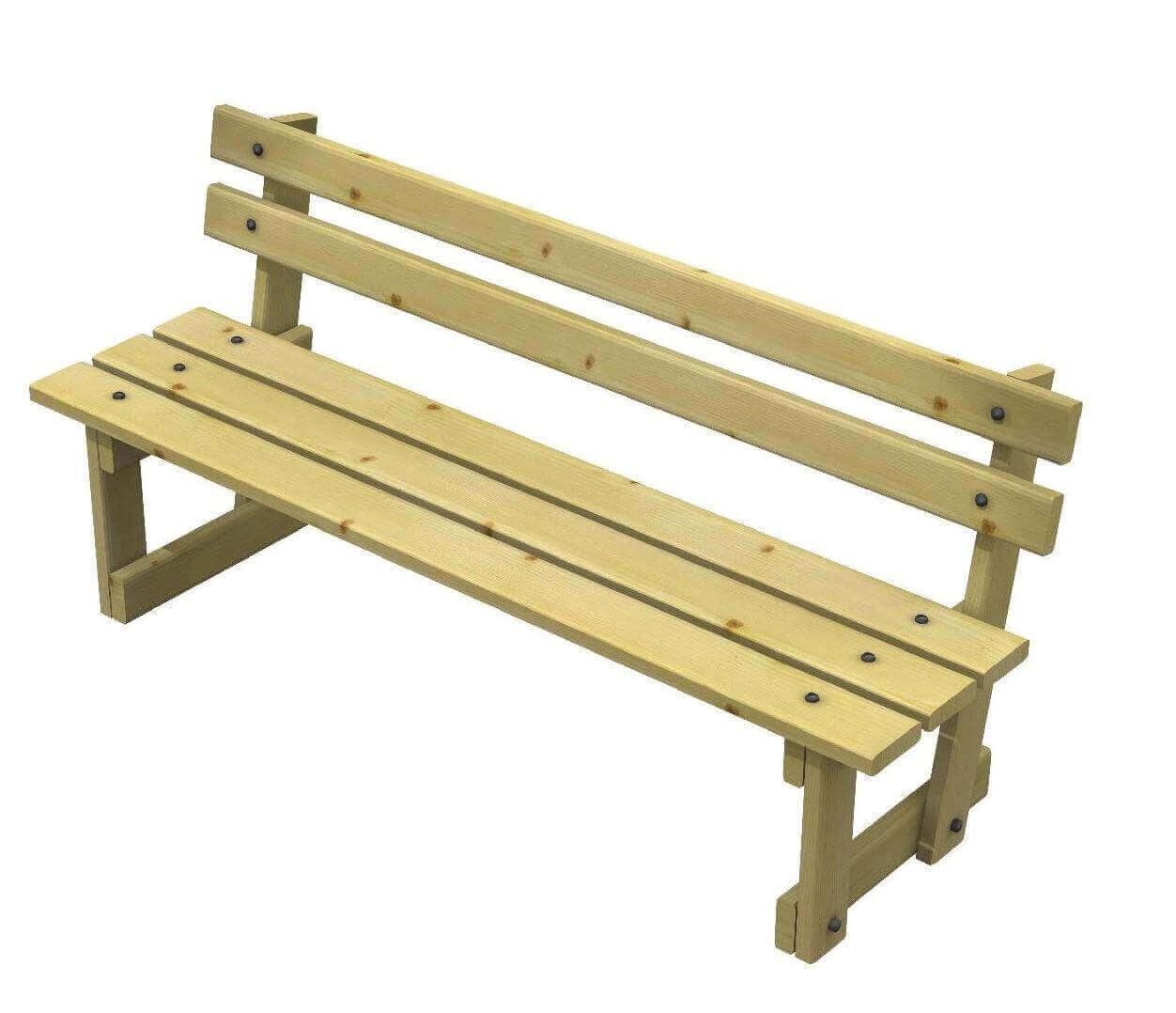 Panchine in legno - Tutte le offerte : Cascare a Fagiolo