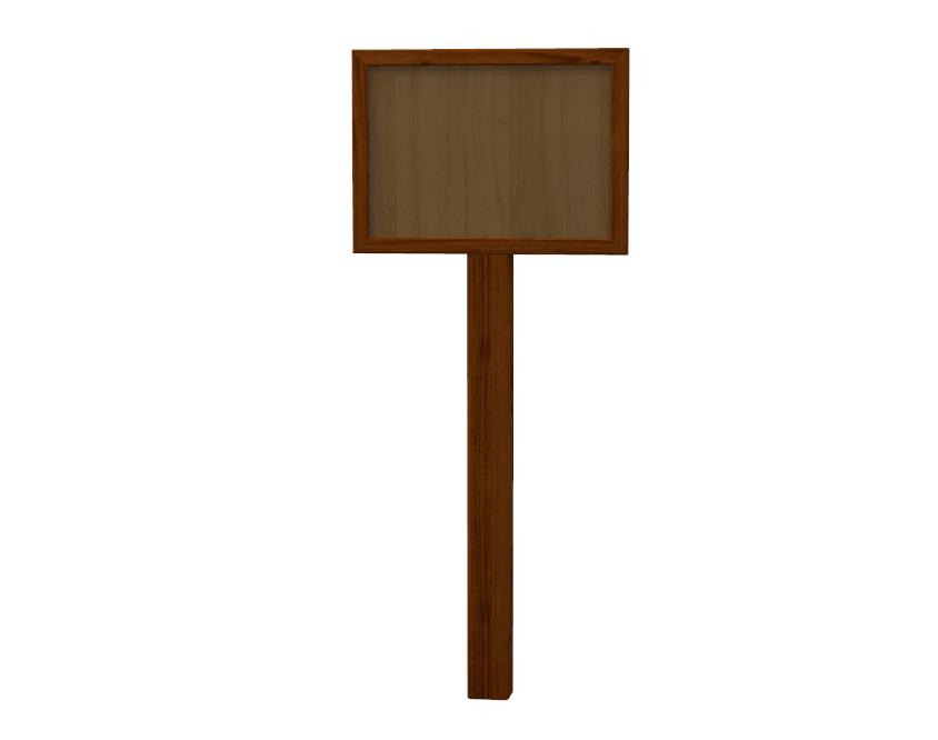 Palina in legno per esterno negozio online mybricoshop.com