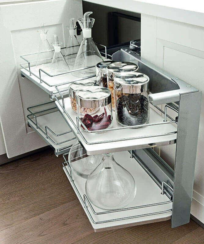 estraibile per angoli a cassettoni negozio online. Black Bedroom Furniture Sets. Home Design Ideas