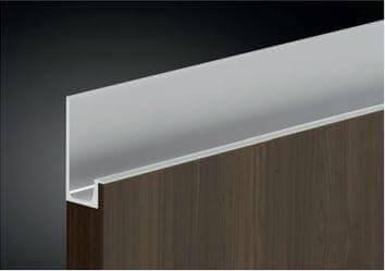 Profilo maniglia alluminio ts negozio online for Vendita mobili di design on line