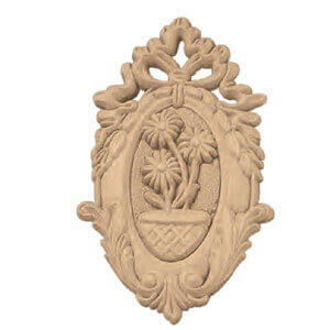 Fregi legno pressato 85748 - Decori in legno per mobili ...