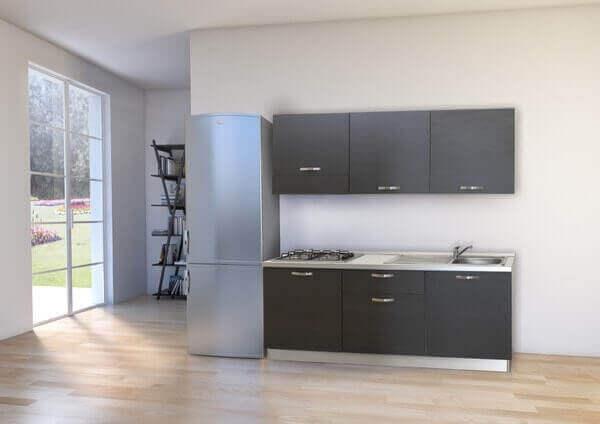Cucina lunghezza 180 negozio online - Mobili a scomparsa per monolocali ...