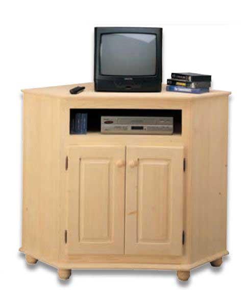 Mobile ad angolo in legno massello negozio online - Mobiletti ad angolo ...