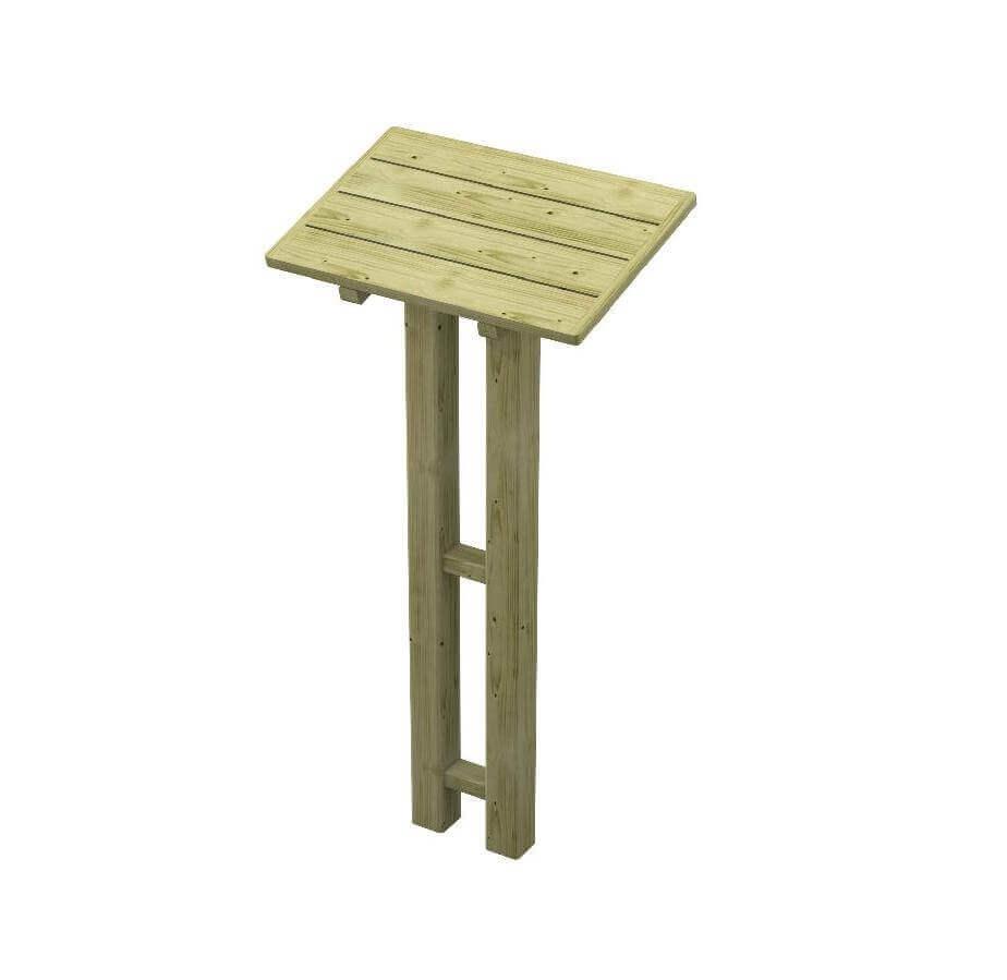 Leggio da esterno in legno - Leggio da tavolo per studiare ...