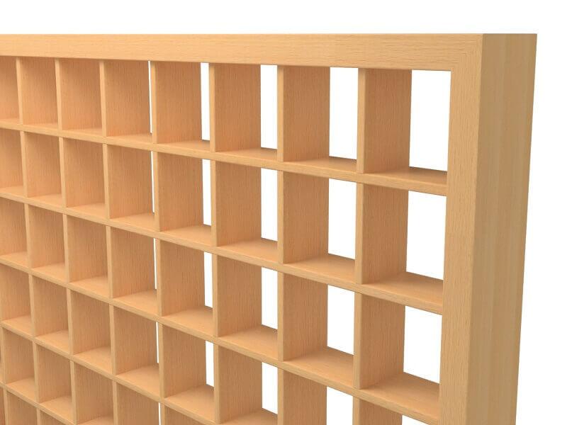 grigliato 50x 7 maglia 70 quadrato