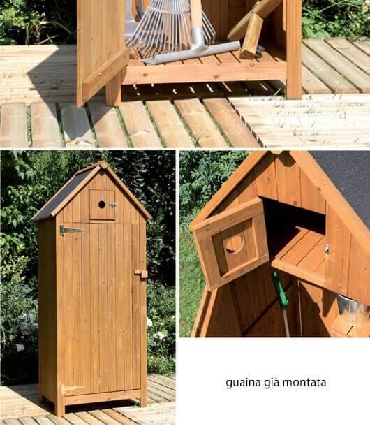 Mobiletto sguash negozio online for Mobiletto giardino