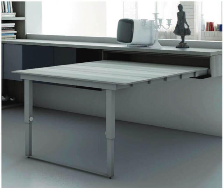 Meccanismo per tavolo estraibile - Tavolo estraibile ...