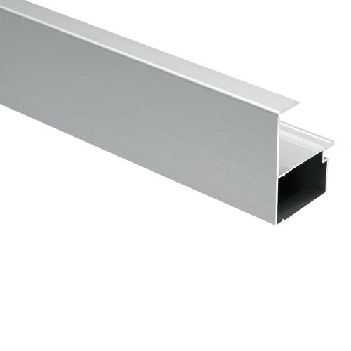 Profili in alluminio per top da cucina