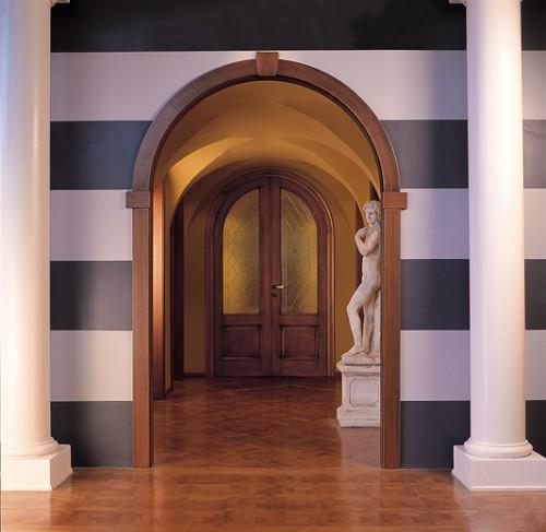 Arco completo in legno negozio online for Archi per interni appartamenti