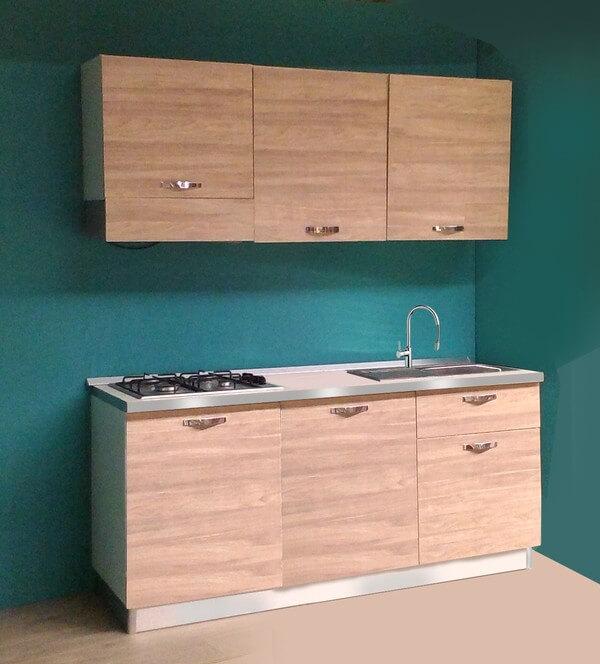Cucina lunghezza 180 negozio online - Cerniere per ante cucina 180 gradi ...