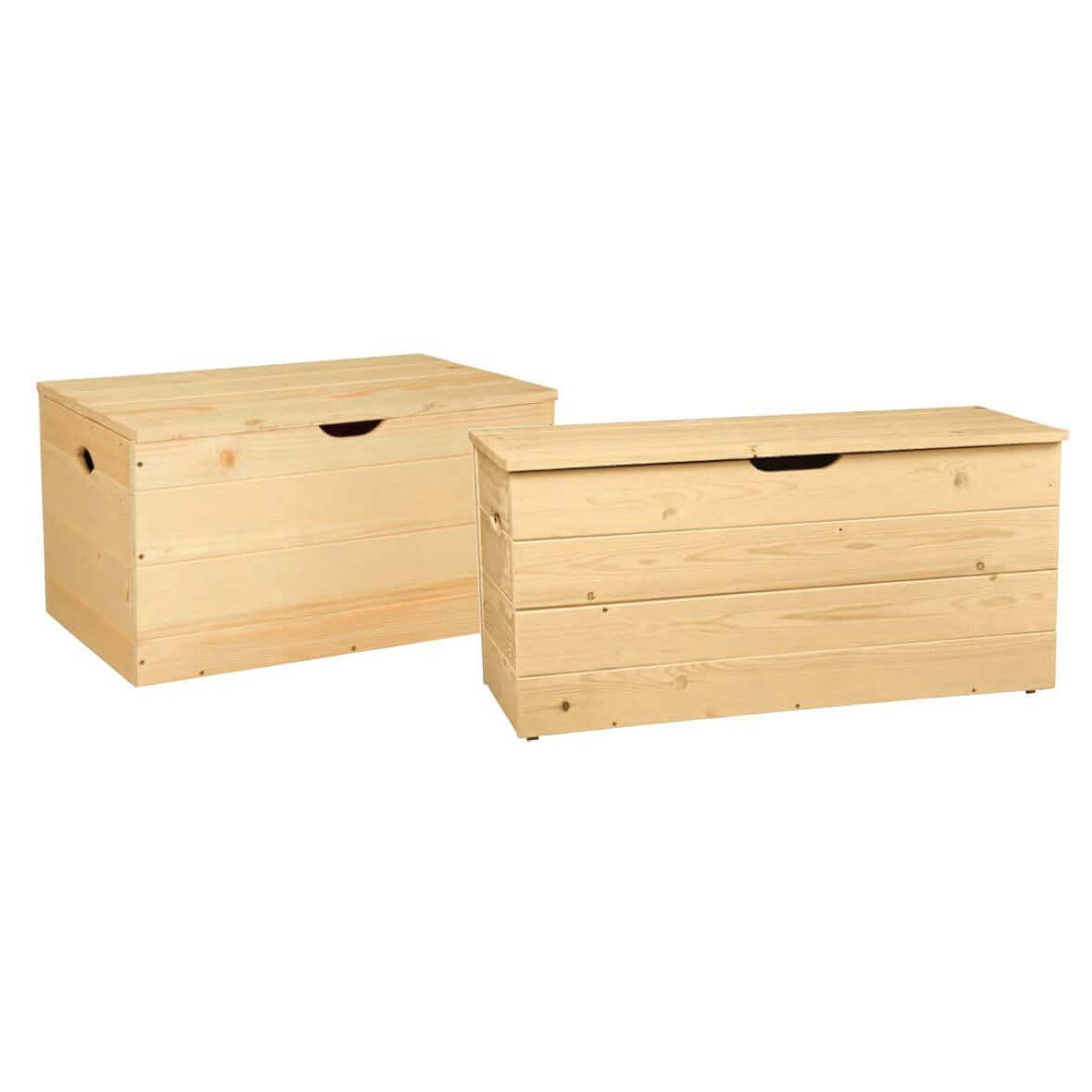 Cassapanche e contenitori cassapanche big in kit - Cassapanca in legno ikea ...