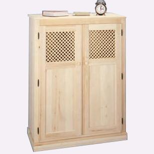 Credenze e mobili vetrine credenza della nonna in legno - I mobili della nonna ...