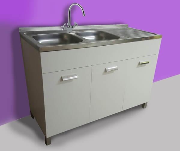 base lavello per cucina da 120 cm - Base Per Cucina