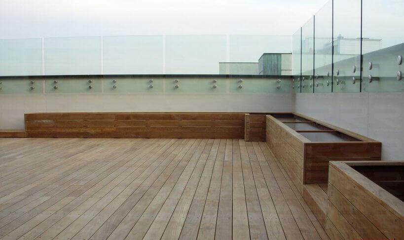 Listone teak negozio online - Pavimento terrazzo esterno ...