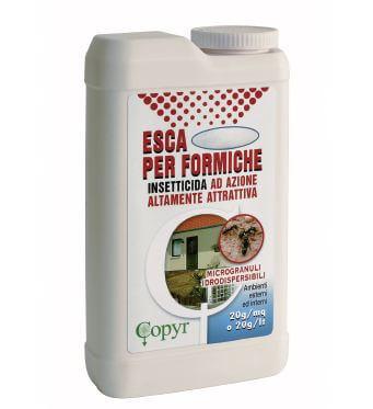 Trappola per formiche for Esche per formiche