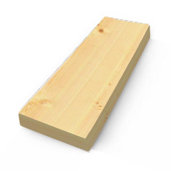 Abete tombante 4x12x390 negozio online - Tavole legno massello piallate ...