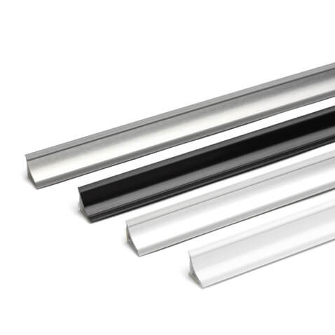Alzatina moderna Compact Line per top