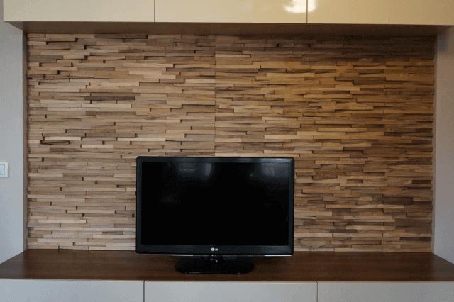 Pannelli 3d in legno tridimensionali - Pannelli decorativi legno ...