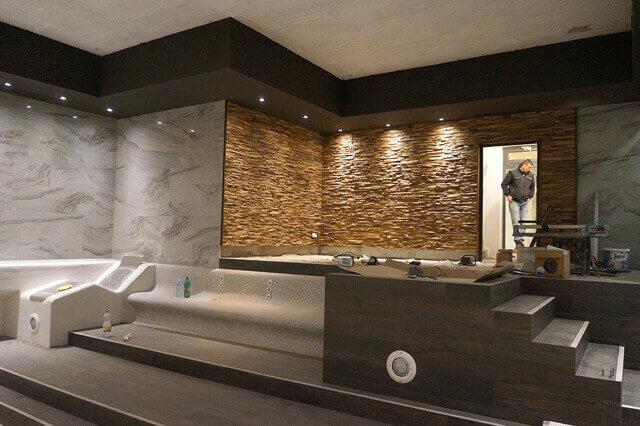 Pannelli 3d in legno tridimensionali - Tavole adesive per pareti 3d ...