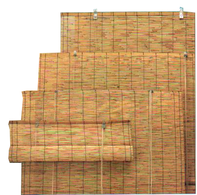 Arelle in bamboo con carrucola negozio online for Leroy merlin carrucola