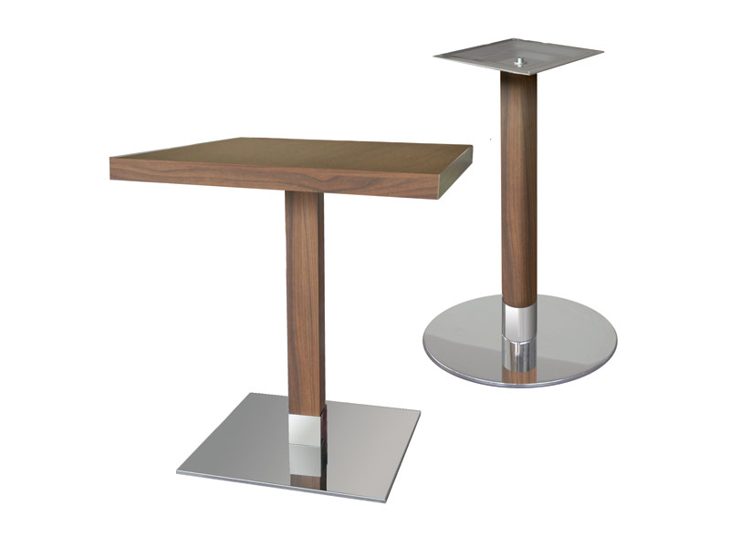 Basamento per tavoli wood negozio online for Tavoli on line