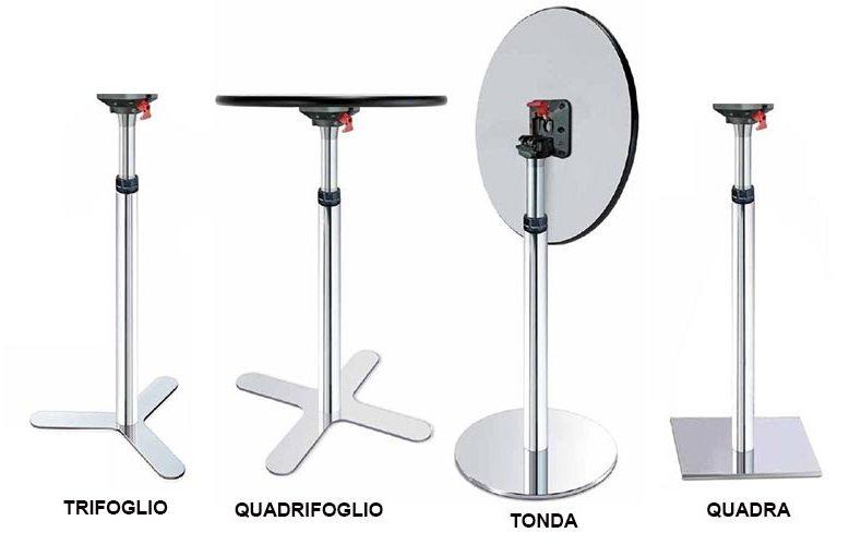 Meccanismi Per Tavoli Pieghevoli.Basamento Per Tavolo Pieghevole Up Down